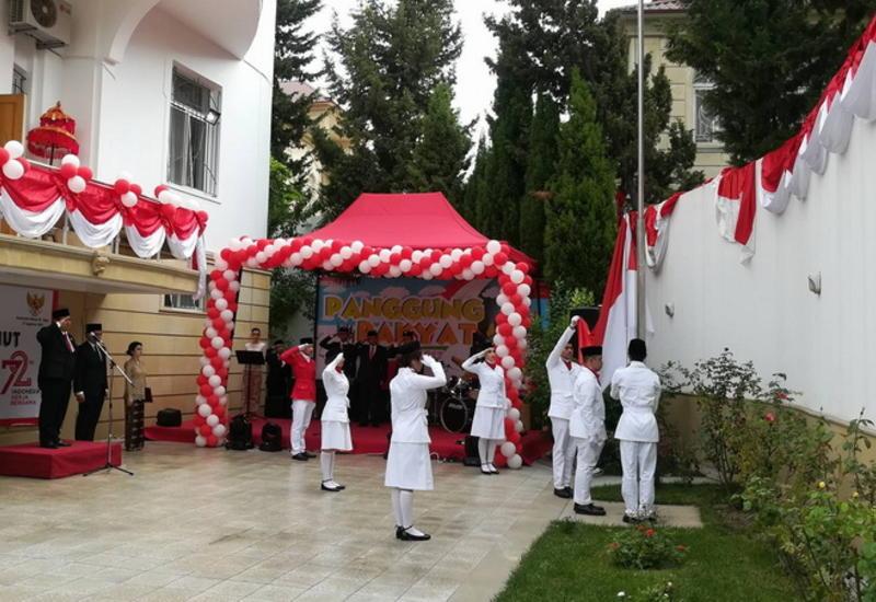 """Посол: Азербайджан является братской страной для Индонезии <span class=""""color_red"""">- ФОТО</span>"""