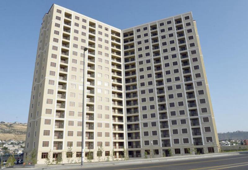 Журналисты, получившие новые квартиры, благодарят Президента Азербайджана
