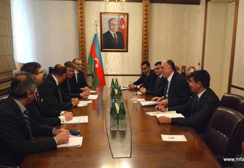 Будет подготовлена программа деятельности в связи со 100-летием появления польских поселений в Азербайджане