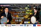 Тайяр Байрамов и Айтен Магеррамова выступят с концертом в Баку