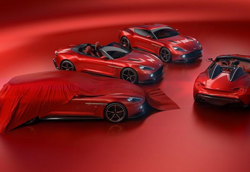 "Aston Martin и Zagato построили супер-универсал <span class=""color_red"">- ФОТО</span>"