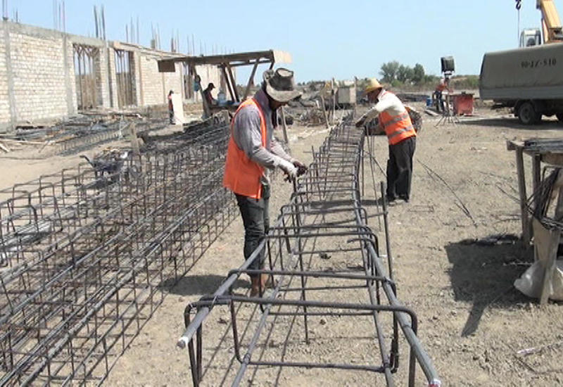 """Стало известно, когда завершатся строительные работы в Масаллинской промзоне <span class=""""color_red"""">- ФОТО</span>"""