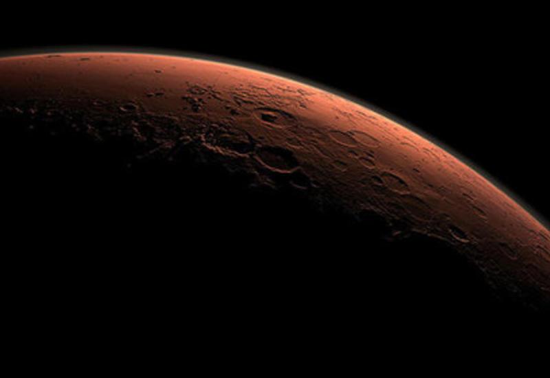 На Марсе нашли загадочное водохранилище