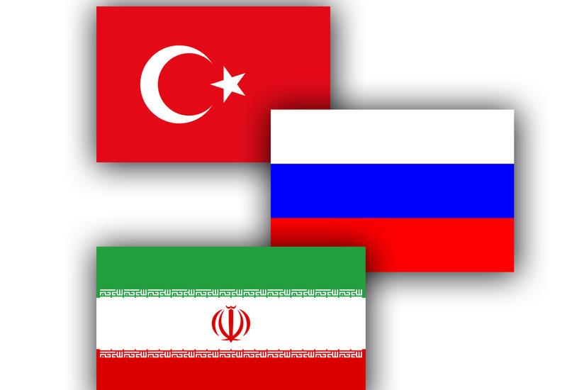 Турция, Россия и Иран могут начать совместную военную операцию в Сирии