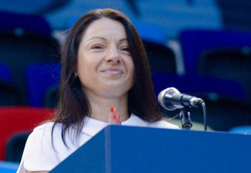 Мариана Василева: Уровень гимнасток из регионов Азербайджана растет