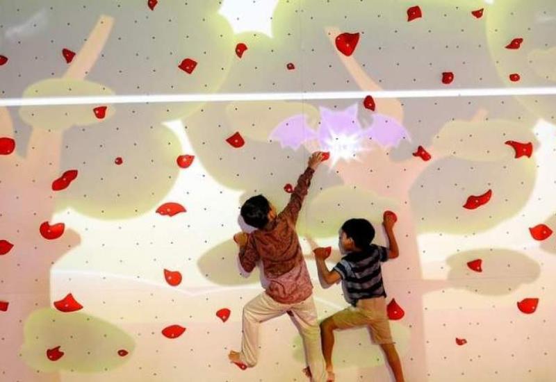В Дубае открылся первый в мире детский фитнес-центр