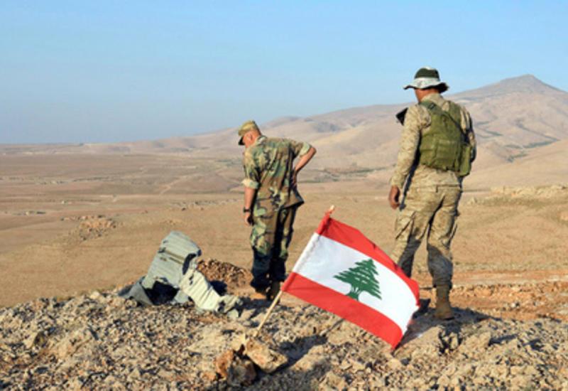 """Ливанская армия объявила о начале наступления на позиции террористов """"ИГ"""""""
