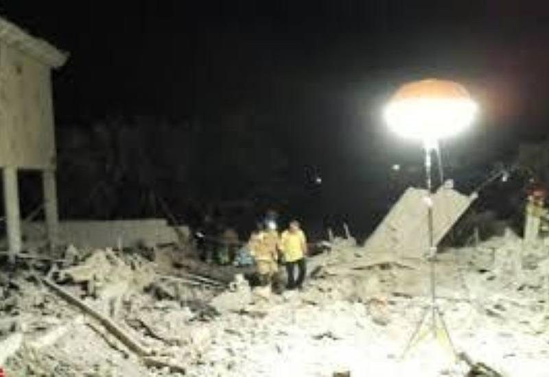 """Полиция Испании нашла в укрытии террористов следы """"матери Сатаны"""""""