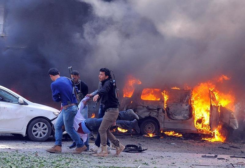 В Сирии прогремел взрыв, есть убитые и раненые
