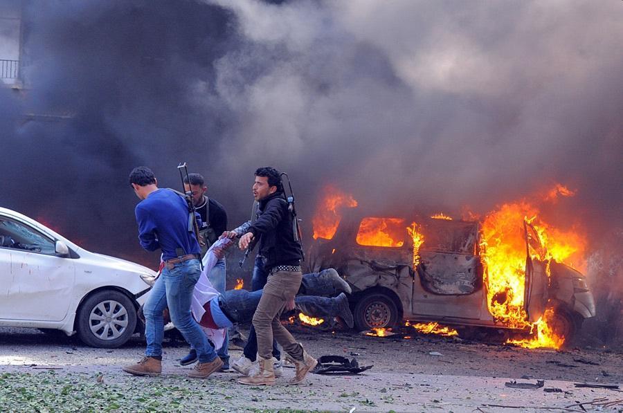 Теракт в сирийской Эс-Сувейде унес жизни почти 40 человек