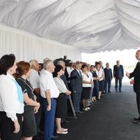Президент Ильхам Алиев: По дорожной инфраструктуре Азербайджан в настоящее время занимает ведущее место в мировом масштабе