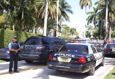 """Неизвестный открыл стрельбу в торговом центре в Майами <span class=""""color_red"""">- ВИДЕО</span>"""