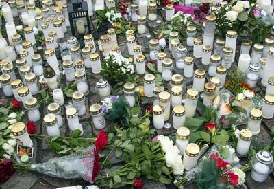 В Финляндии почтили память жертв теракта в Турку