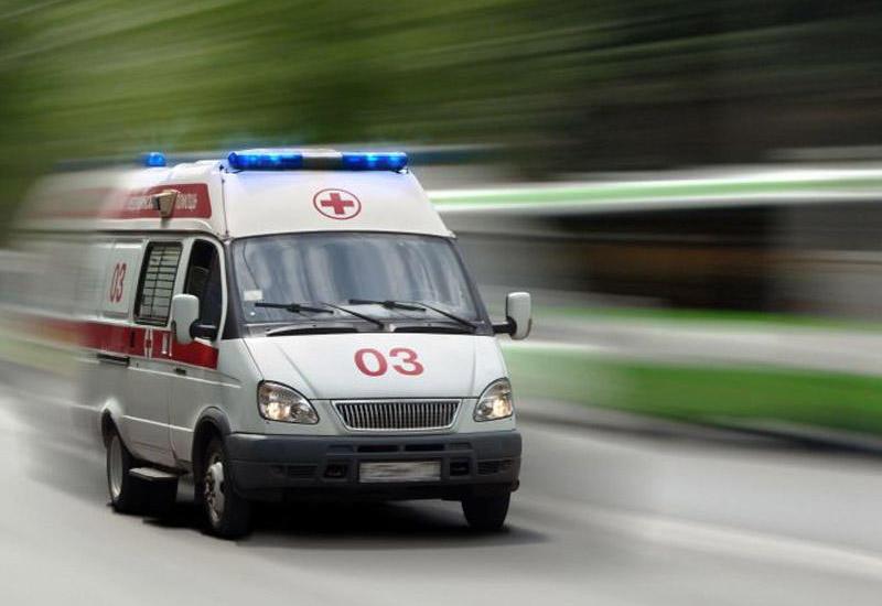 Жуткое ДТП в Баку, пострадали отец и дочь