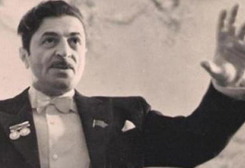 Maestro Niyazinin anadan olmasının 105-ci ildönümüdür