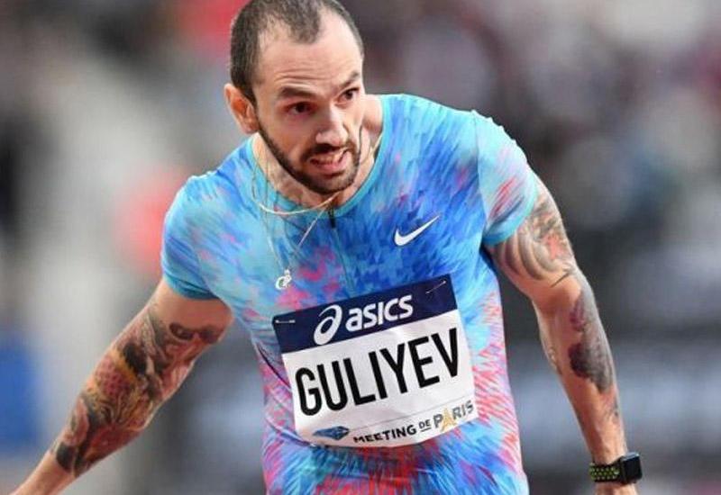 """Азербайджанский атлет Рамиль Гулиев завовал еще одну золотую медаль <span class=""""color_red"""">- ВИДЕО</span>"""