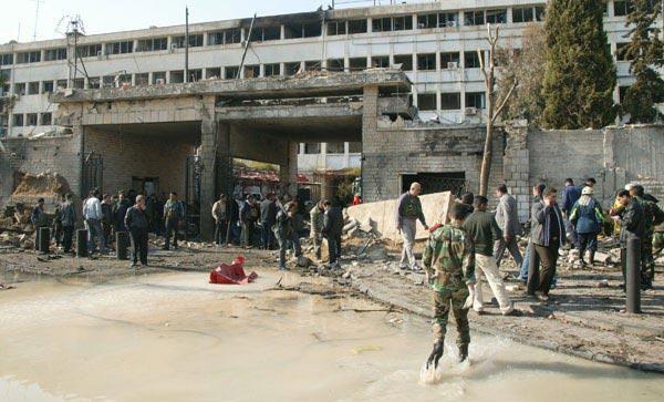 Террористы обстреляли интернациональную выставку встолице Сирии