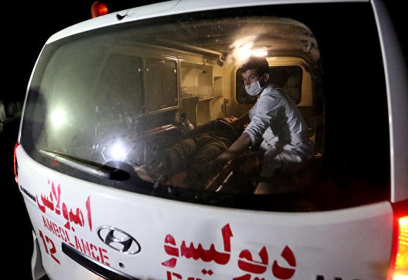 В дипломатическом районе Кабула прогремел взрыв
