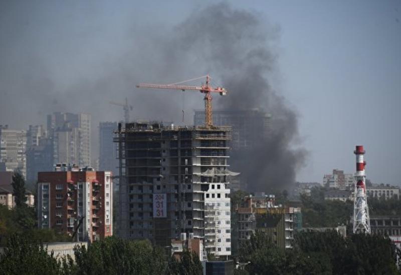Восемь человек госпитализированы из-за пожара в Ростове-на-Дону