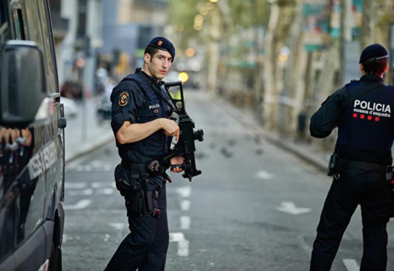 Полиция подтвердила, что ликвидировала исполнителя теракта в Барселоне