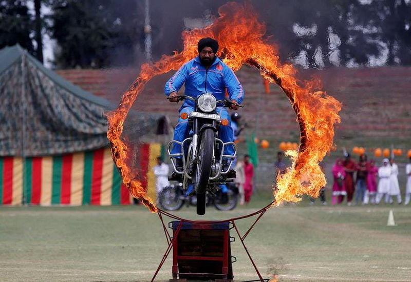 """Яркое празднование 70-летия независимости Индии <span class=""""color_red"""">- ФОТО</span>"""