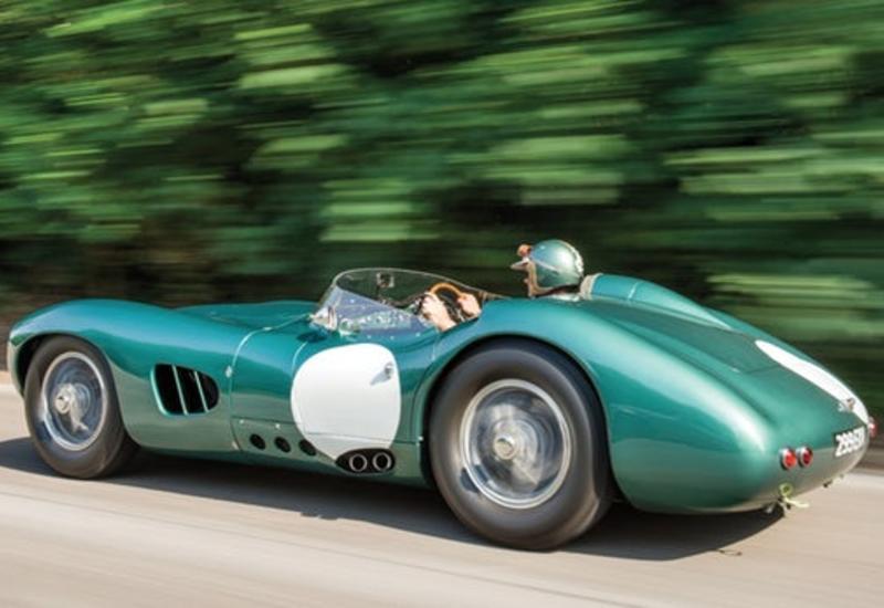 В США автомобиль продали за $22,5 млн