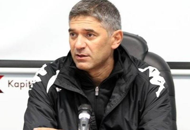 """Главный тренер """"Нефтчи"""" подал в отставку"""