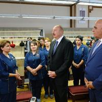 Президент Ильхам Алиев: Мы по праву считаем, что ковроткачество – наше национальное искусство