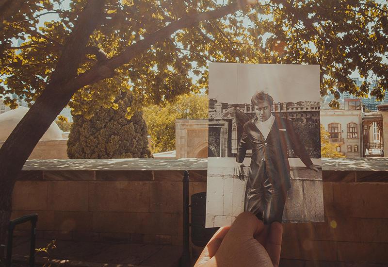 """Миронов в Баку, Dior в ГУМе: азербайджанский фотограф воспроизводит исторические снимки <span class=""""color_red"""">- ФОТО</span>"""