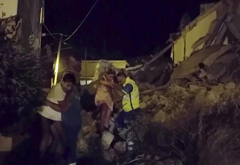 """Землетрясение в Италии: есть жертвы <span class=""""color_red"""">- ОБНОВЛЕНО - ФОТО - ВИДЕО</span>"""