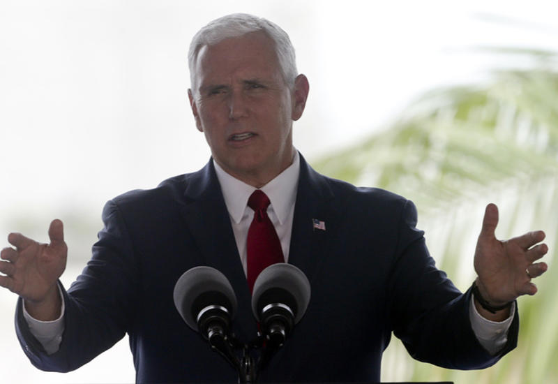 """Пенс: Военные США будут находиться в Афганистане """"до победы"""""""