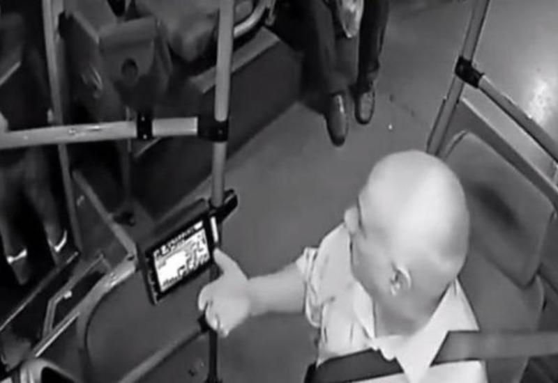Угрожавший водителю автобуса хулиган оказался мошенником и наркоманом