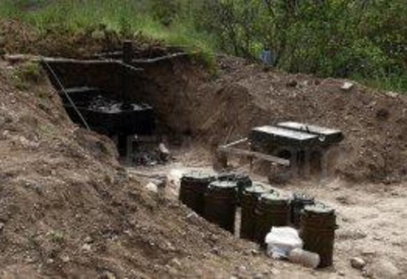 Xocavənd istiqamətində atışma: Erməni polkovnik-leytenant və kapitan yaralandı