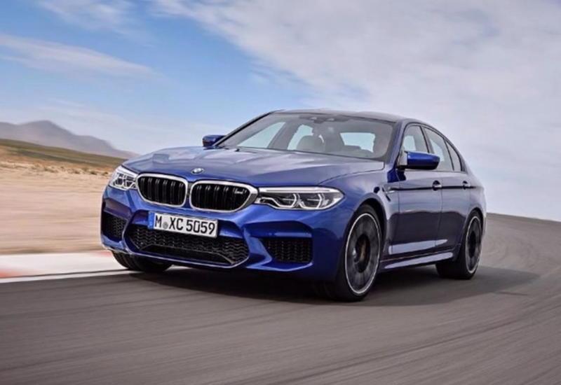 """Новый BMW M5 может стать быстрейшим седаном на планете <span class=""""color_red"""">- ФОТО</span>"""
