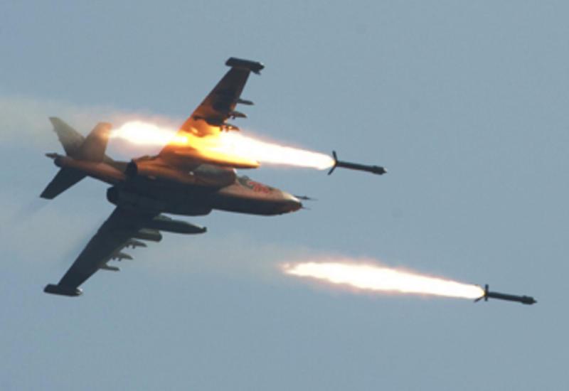 ВВС Турции уничтожили 4 террористов
