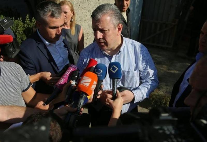 Квирикашивили: Первым на призыв Грузии о помощи отозвался Азербайджан