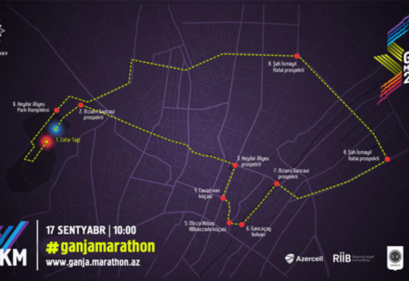 """Для участия в """"Гянджинском марафоне-2017"""" регистрацию прошли свыше 1 000 участников <span class=""""color_red"""">- ВИДЕО</span>"""