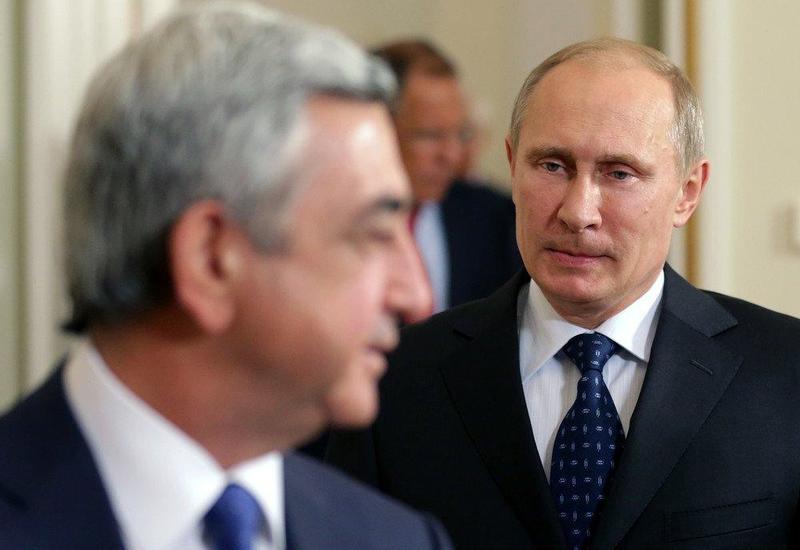 Саргсян на чемоданах. Оглядка на Север мешает Армении продвигаться на Запад