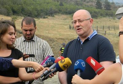 Минобороны Грузии: Мы благодарны Азербайджану за оказанную нам братскую помощь