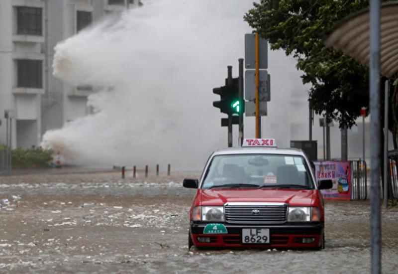 """""""Хато"""" мог нанести Гонконгу более миллиарда долларов ущерба"""