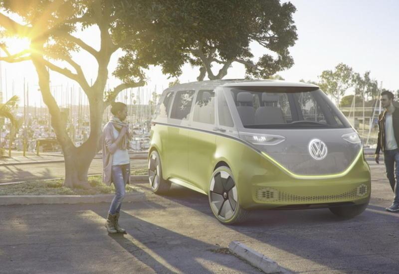 "Volkswagen построит электрический ""хиппи-мобиль"" <span class=""color_red"">- ФОТО</span>"