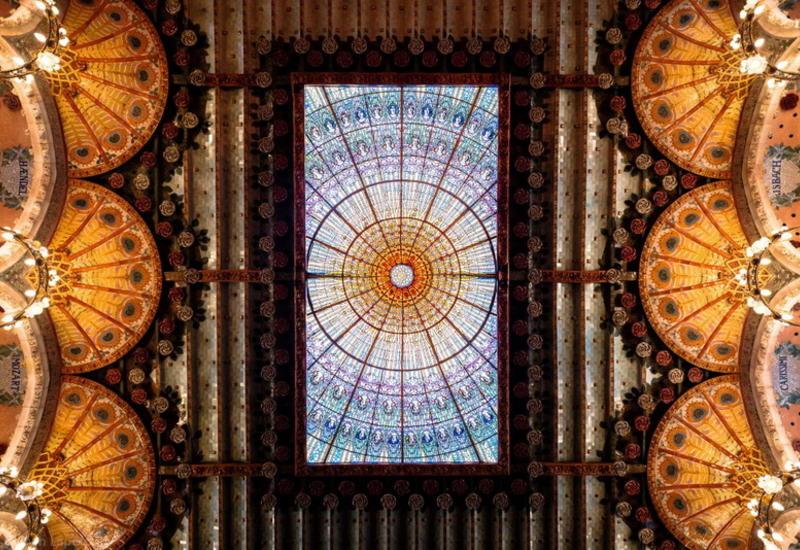"Диковинная архитектура Барселоны в фотографиях Gauvin Lapetoule <span class=""color_red"">- ФОТО</span>"
