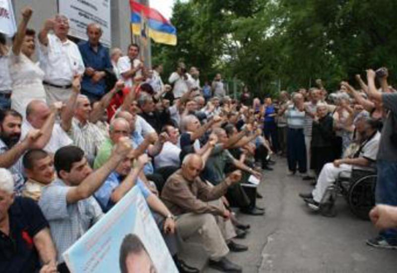 В Армении пройдут забастовки адвокатов