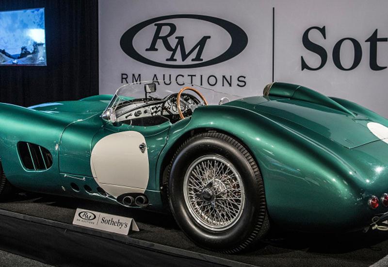 """Самый дорогой автомобиль британского производства продан за $22,5 млн. <span class=""""color_red"""">- ВИДЕО</span>"""