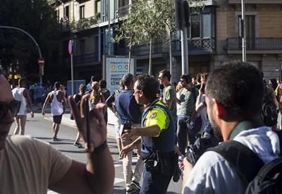 СМИ: Организатор терактов в Испании пытался вербовать террористов в Бельгии