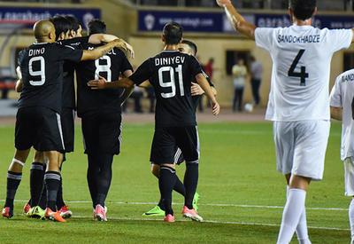 Наш Карабах - футбольный и не футбольный