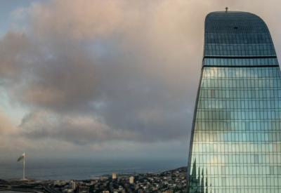Воздух в Баку очищается от пыли