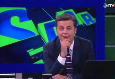 "На турецком спортивном телеканале поздравили ""Карабах"" <span class=""color_red"">- ВИДЕО</span>"