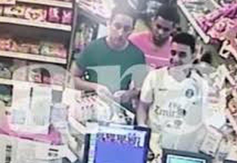 """Испанские террористы попали на видеокамеры за несколько часов до своей смерти <span class=""""color_red"""">- ВИДЕО</span>"""