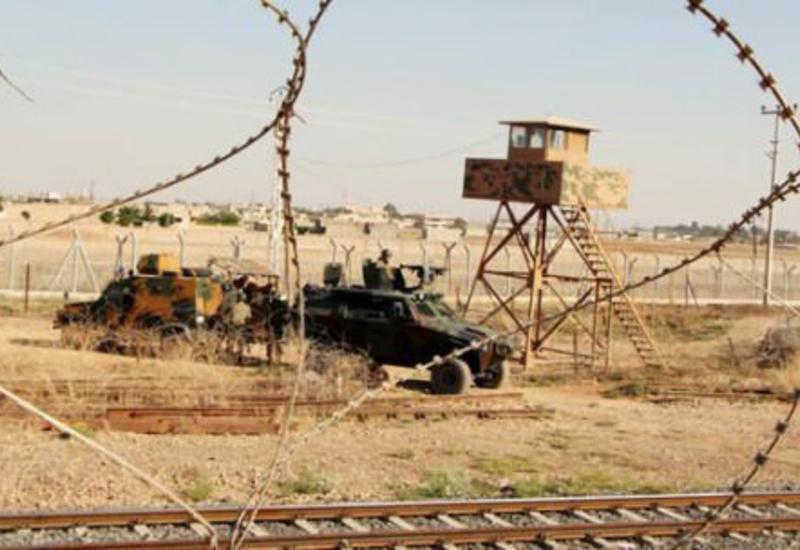 На турецко-сирийской границе произошел взрыв, есть погибший